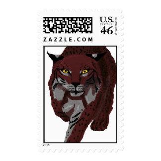 Bobcat Postage