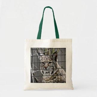 Bobcat Reusable Tote Bag