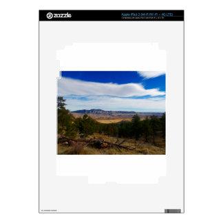 Bobcat Ridge Colorado iPad 3 Decals