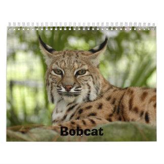 BobcatBCR031 lince Calendario