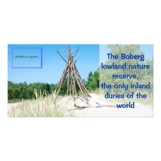 Boberg Photo Card