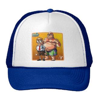 bobesponja mesh hats