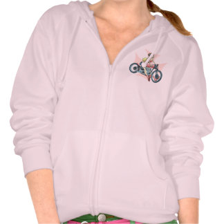 Bobette Hooded Sweatshirts
