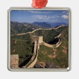 Bobina de la Gran Muralla a través de la montaña Adornos De Navidad