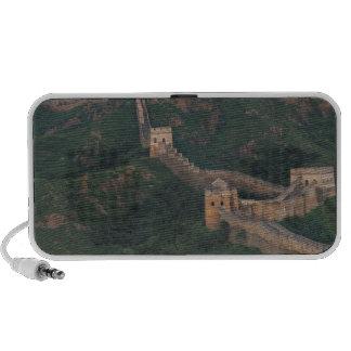 Bobina de la Gran Muralla a través de las montañas Altavoz De Viaje