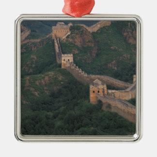 Bobina de la Gran Muralla a través de las montañas Ornamento De Reyes Magos