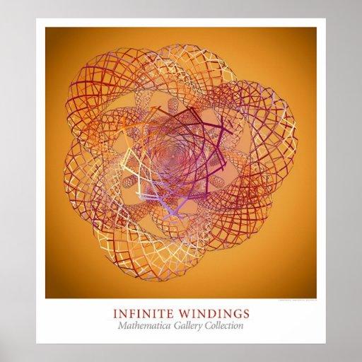 Bobinas infinitas póster