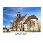 Böblingen, Stadtkirche Tarjetas Postales