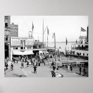 Boblo Boat Dock Posters