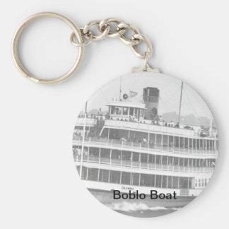 Boblo boat keychain