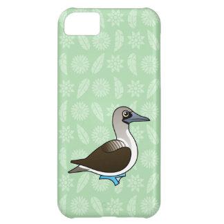 Bobo Azul-con base de Birdorable Funda Para iPhone 5C