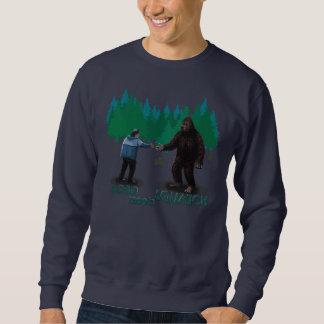 Bobo Meets Squatch Sweatshirt