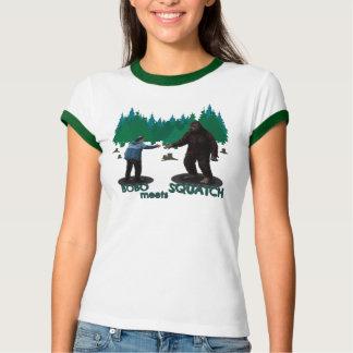 Bobo Meets Squatch T-Shirt