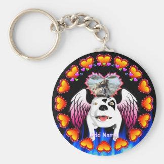 Bobo the Devil Dog does Angel Keychain
