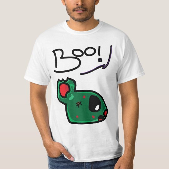 Bobo, The zombie mouse. T-Shirt