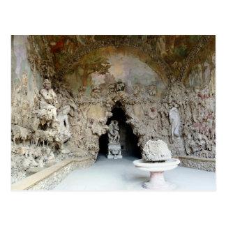 Boboli La Grotta Grande 3 Post Card