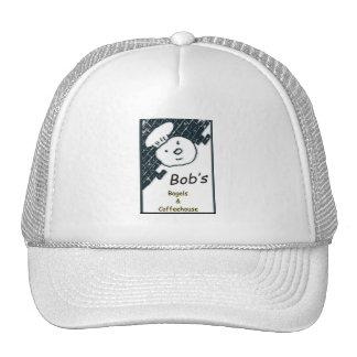 Bob's Bagels Cap Mesh Hats