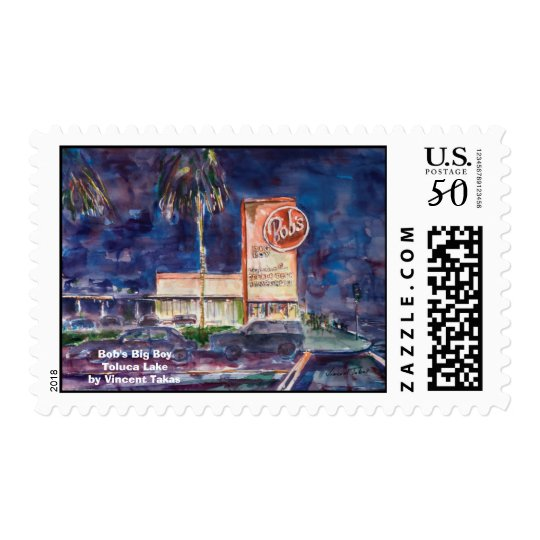 Bob's Big Boy Postage