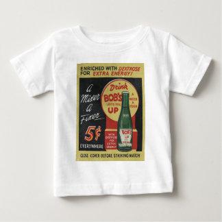 Bob's Bubble Up Soda Baby T-Shirt