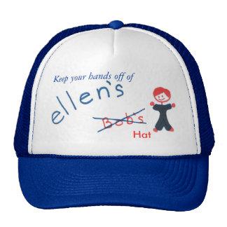 Bob's Hat...I mean Ellen's Hat
