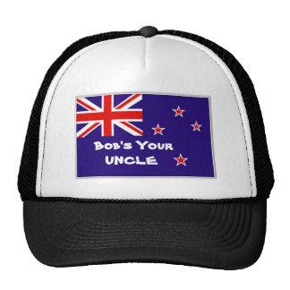 Bob's Your Uncle Kiwi Cap Trucker Hat