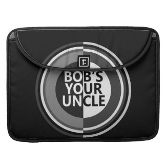 Bob's your uncle. MacBook pro sleeve