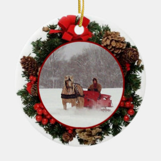 BobSled Ride Ornament