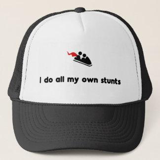 Bobsled Trucker Hat