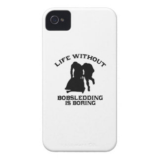 Bobsledding DESIGNS Case-Mate iPhone 4 Case