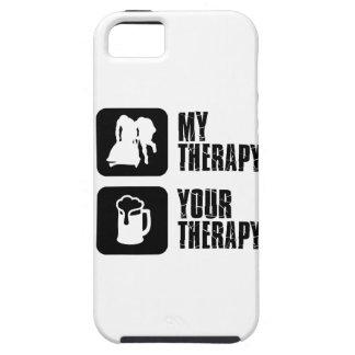 bobsledding mis diseños de la terapia iPhone 5 cárcasa