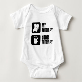 bobsledding  my therapy designs baby bodysuit