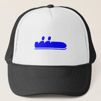Bobsleigh - Blue Trucker Hat