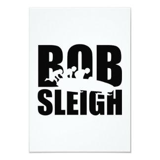 Bobsleigh Card