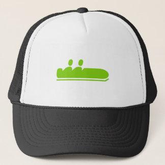 Bobsleigh - Matian Green Trucker Hat