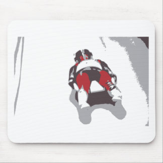 Bobsleigh Mouse Pad
