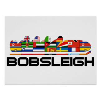 Bobsleigh Poster