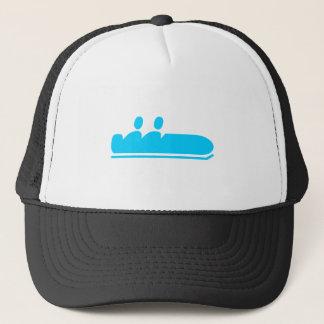 Bobsleigh - Sky Blue Trucker Hat