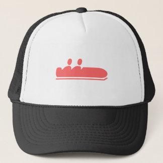 Bobsleigh - Tropical Pink Trucker Hat