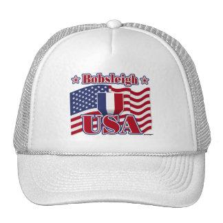 Bobsleigh USA Hats