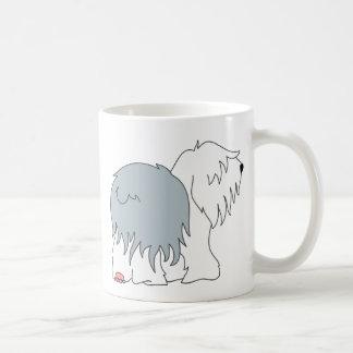 Bobtail Sheepdog Coffee Mug