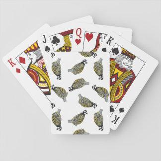 Bobwhite Playing Cards