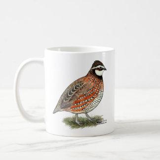 Bobwhite Quail Rooster Coffee Mug