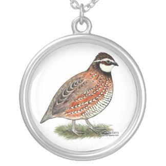 Bobwhite Quail Rooster Jewelry