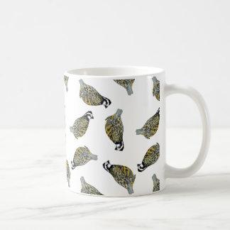 Bobwhite Toss Mug