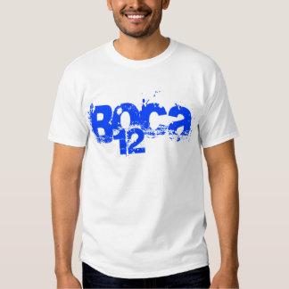 Boca 12 Futbolista T-shirt