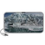Boca Alaska del glaciar de Matanuska Portátil Altavoz