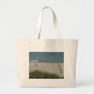 Boca Beach Large Tote Bag