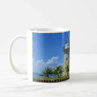 Boca Chita Lighthouse Coffee Mug