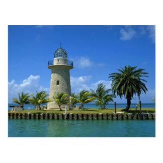 Boca Chita Lighthouse Postcard