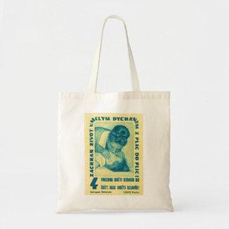 boca del CPR del kitsch del vintage para articular Bolsa Tela Barata